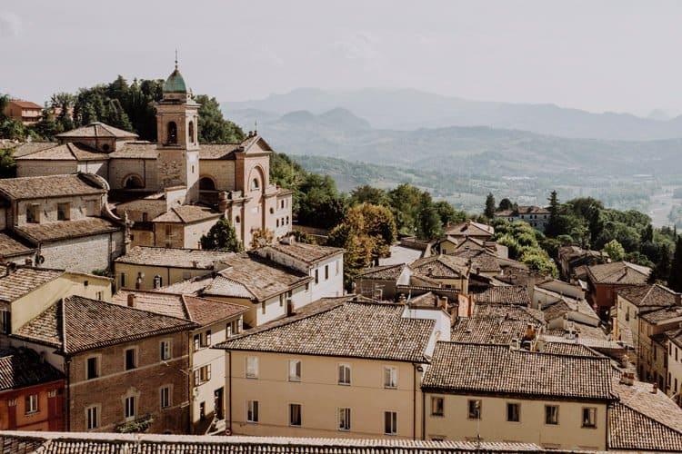 Besuche Verucchio, die Hauptstadt der Malestata