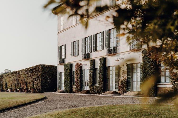 Villa Menafoglio Litta Panza in Varese