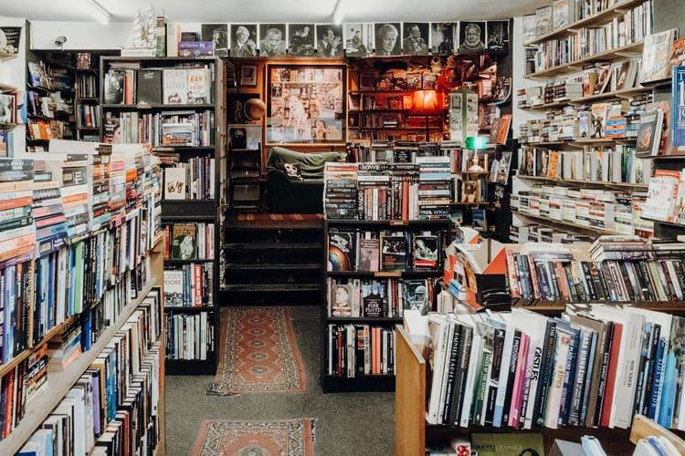 Bookmongers Brixton