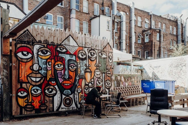 Shoreditch with CityUnscripted