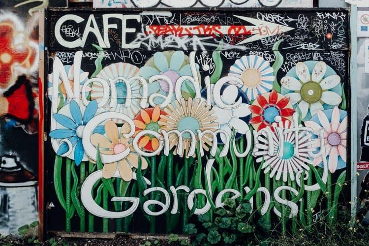 Nomadic Community Gardens London