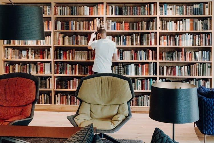 Bibliothek PURADIES