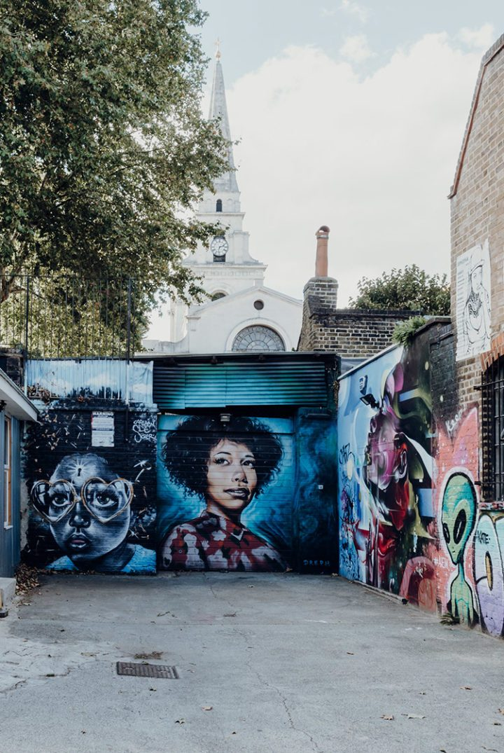 Shoreditch London
