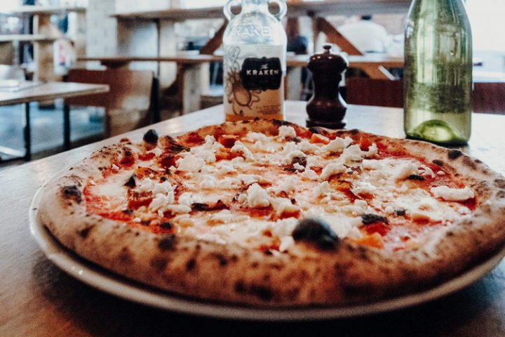 Sodo Pizza in Walthamstow