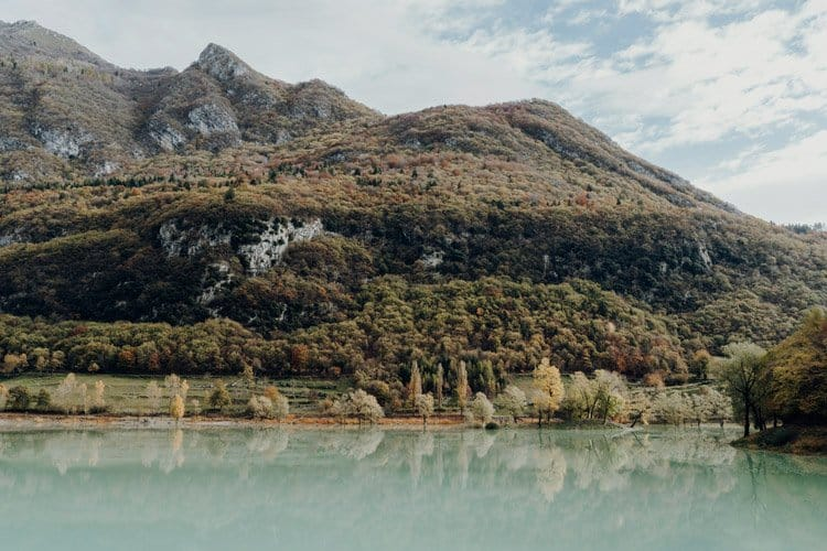 Ausflugsziele rund um Riva del Garda – Der Lago di Tenno