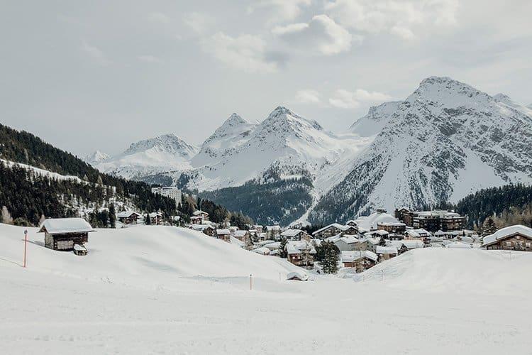 Skiurlaub in Arosa