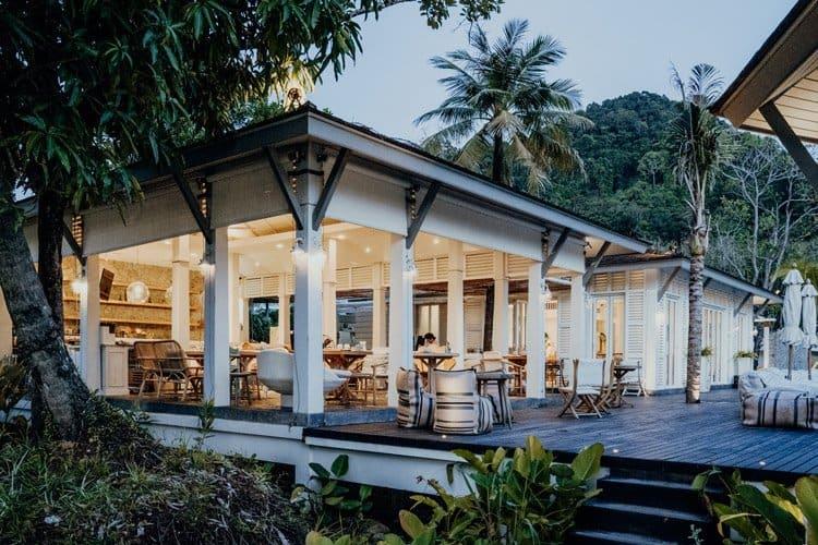 Hornbill Restaurant im Cape Kudu Hotel