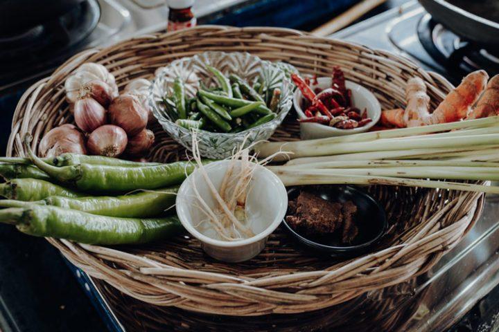 Kochkurs bei Mon Koh Lanta
