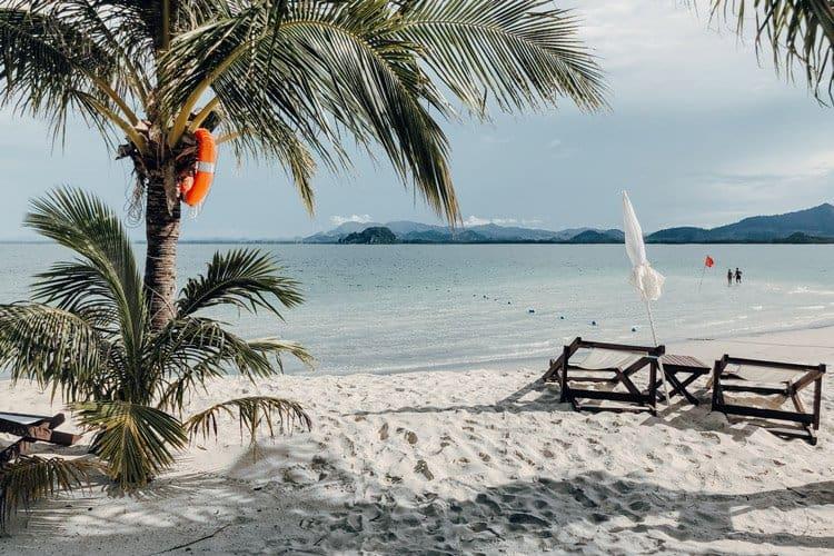 Sivalai Beach Koh Mook