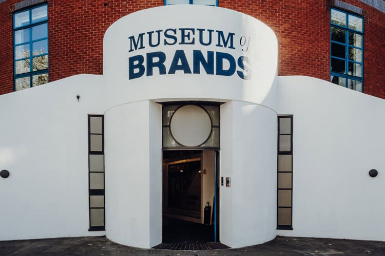 Museum of Brands, Packaging and Advertising London