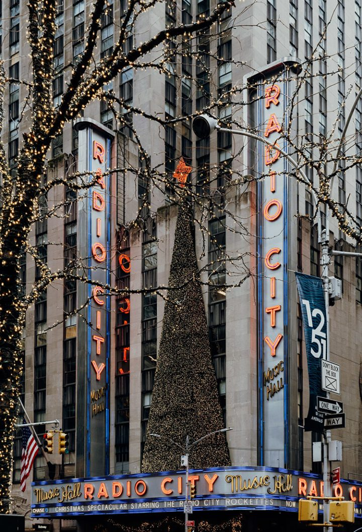 Radio City Hall New York