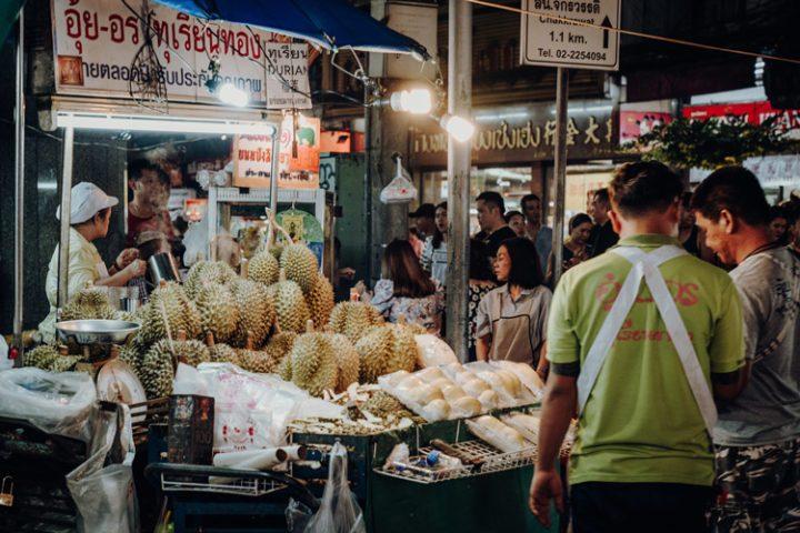 Yaowarat Road Bangkok