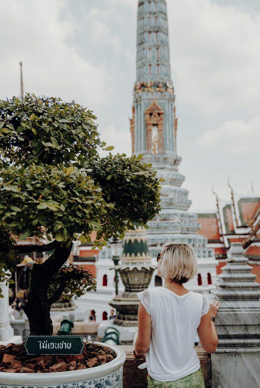 Der Königspalast und Wat Phra Kaeo