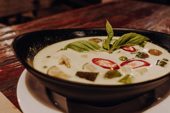 Gaeng Kiaw Wan – Grünes Curry