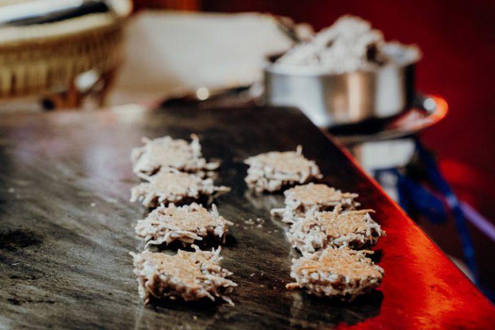 Kanom Babin – Kokos-Pfannkuchen