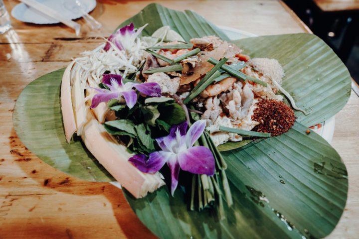 Pad Thai – Gebratene Nudeln