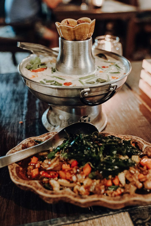 Rice Paddy Viewpoint Restaurant Koh Yao Noi