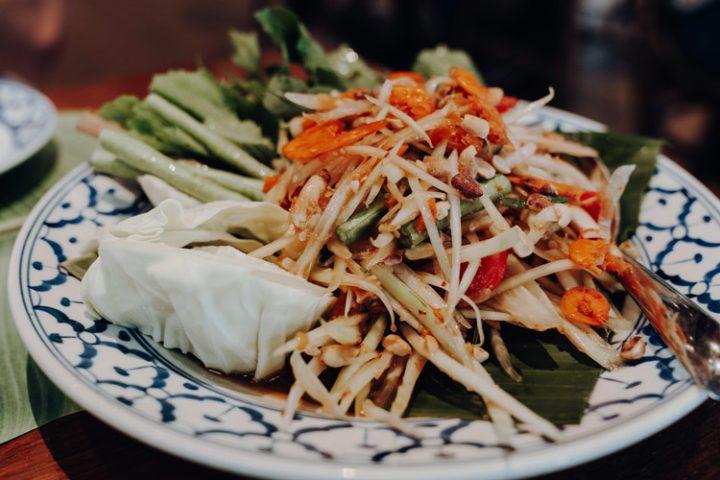 Restaurant Ros'Niyom Bangkok