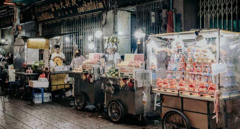 Essen in Thailand - 28 Gerichte, die Du unbedingt probieren musst