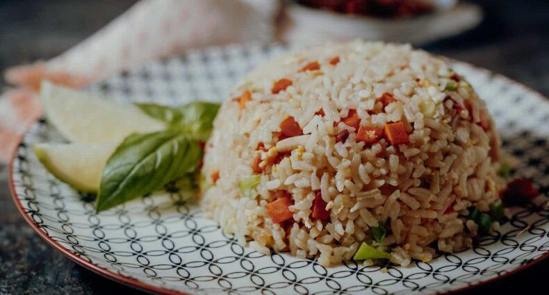 Khao Pad – thailändischer gebratener Reis