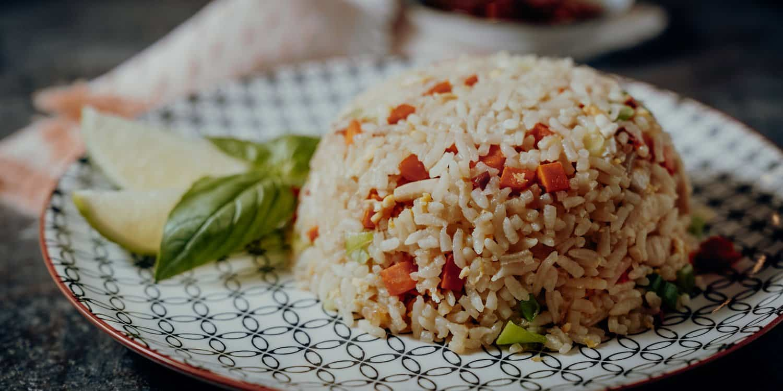 Khao Pad – thailändischer gebratener Reis | Reisehappen