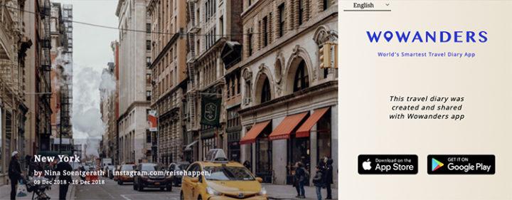 Wowanders New York