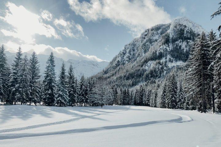 Wintererlebnis Tristenau – Winterwanderung mit Schneeschuhen im Naturpark Karwendel in Pertisau