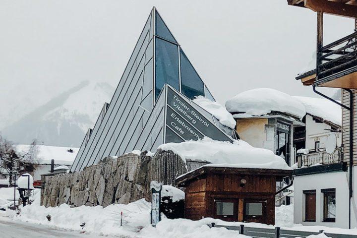 Erlebniszentrum Tiroler Steinöl Vitalberg