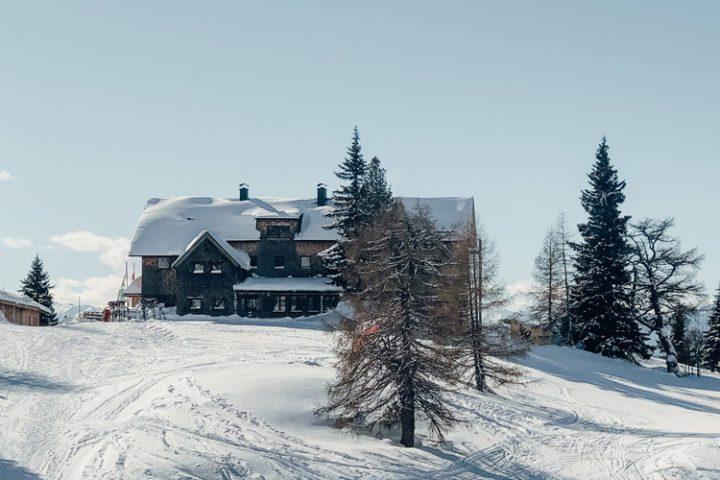 Erfurter Hütte Rofan am Achensee