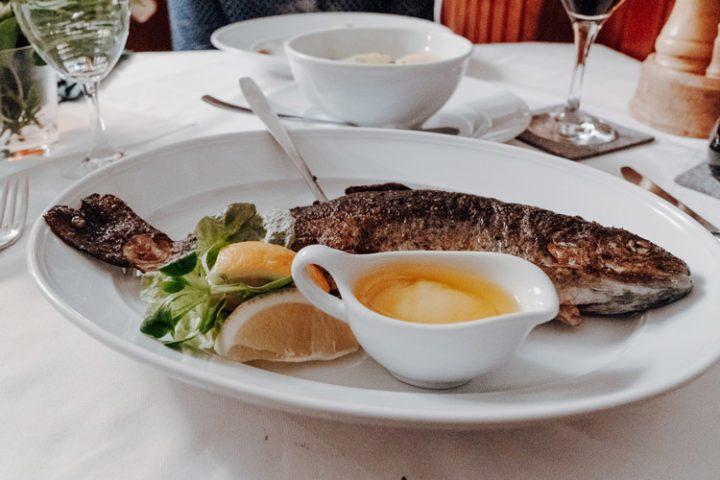 Inzell – Abendessen im urigen Forsthaus Adlgaß