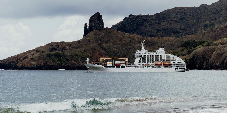 Aranui – mit dem Passagierfrachter ans Ende der Welt