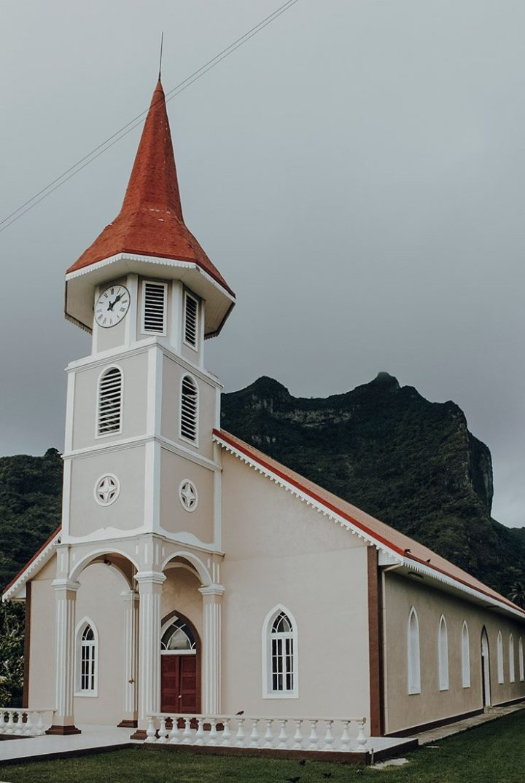 Ein Besuch in Vaitape der Hauptstadt Bora Boras