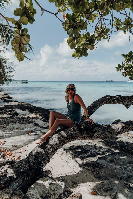 Fakarava Tuamotus Französisch Polynesien