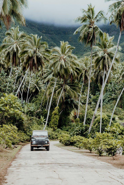 Hiva Oa Marquesas Inseln