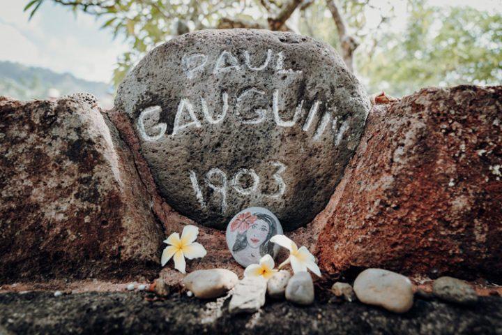 Grab Paul Gauguin Hiva Oa