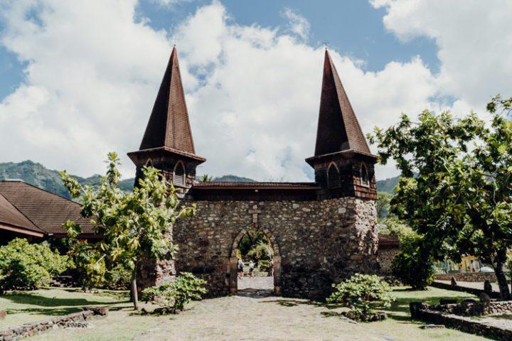 Nuku Hiva Marquesas – Französisch Polynesien