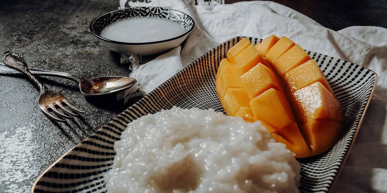 Sticky Rice mit Mango – Der Thai Dessert Klassiker | Reisehappen