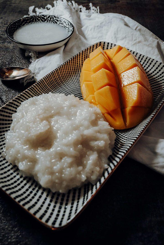 Sticky Rice mit Mango – Der Thai Dessert Klassiker