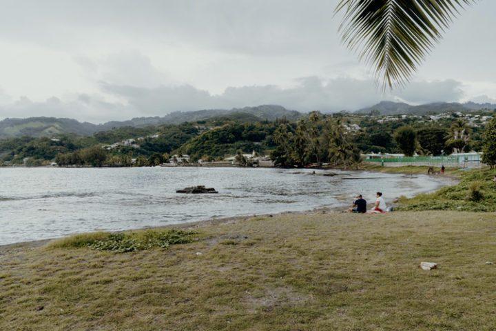 Tombeau du Roi Pomare V. Tahiti Tahiti