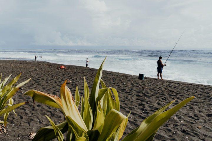 Popoti-Bucht Tahiti