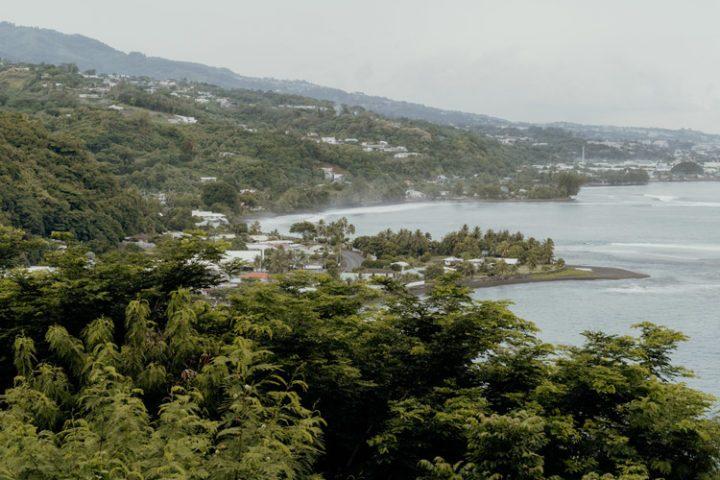 Baie de Matavai Tahiti