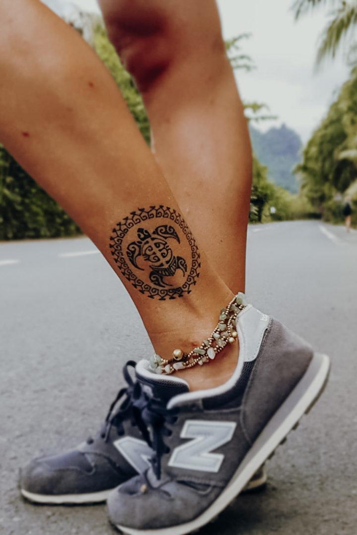 Tätowieren auf Tahiti – Mein Tattoo von Taheiona Patutiki