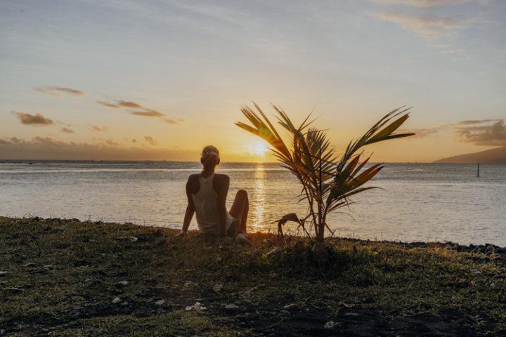 Teahupoo Tahiti Französisch Polynesien