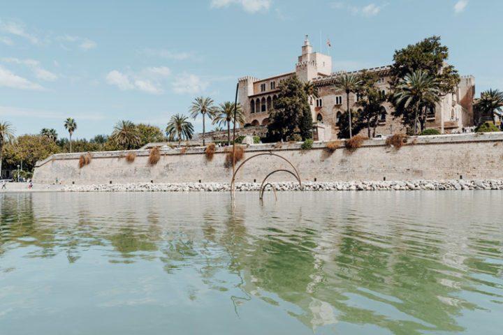 Der Almudaina Palast