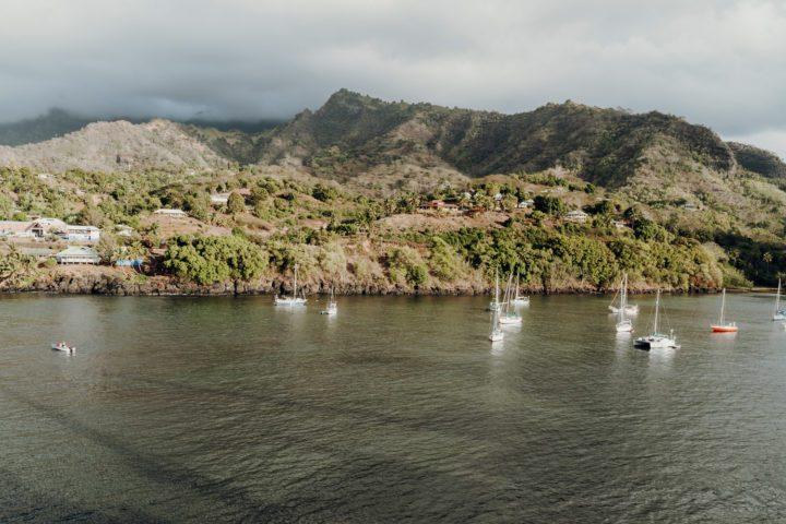 Atuona – der idyllische Hauptort in der Verräterbucht