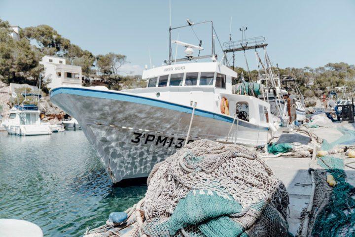 Das Fischerdorf Cala Figuera Mallorca