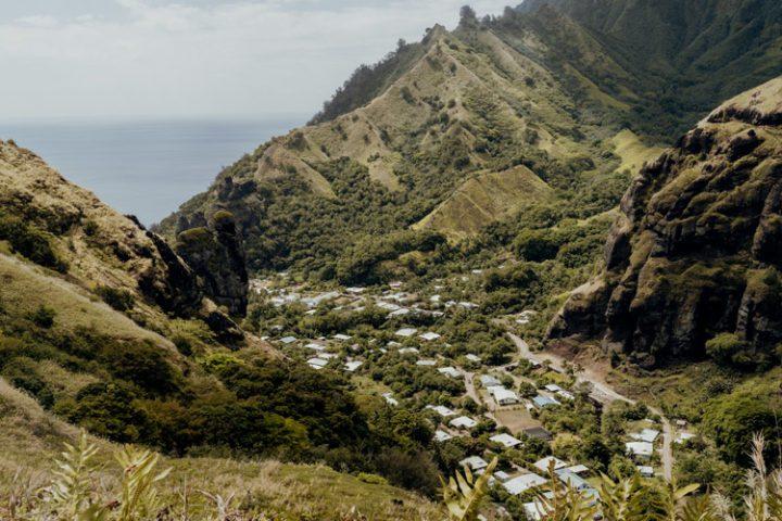 Fatu Hiva Marquesas Inseln