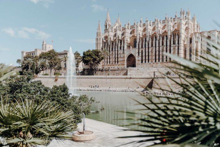Die Kathedrale La Seu Palma de Mallorca