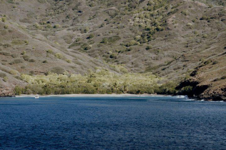 Te Kokuu, Tahuata, Marquesas
