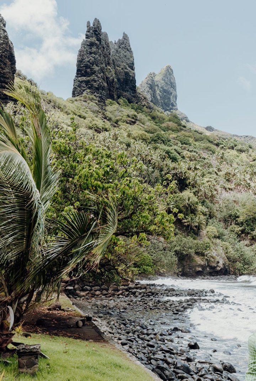 Bucht von Hatiheu, Nuku Hiva